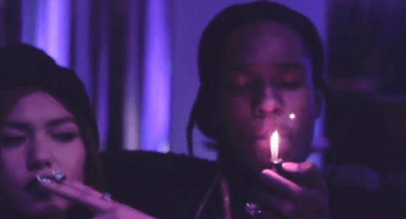 [Music Video] A$AP Rocky releases visuals for 'Purple Kisses'