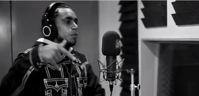 "[Video] ""Behind Barz"" D-Bo freestyle [Take 2]"