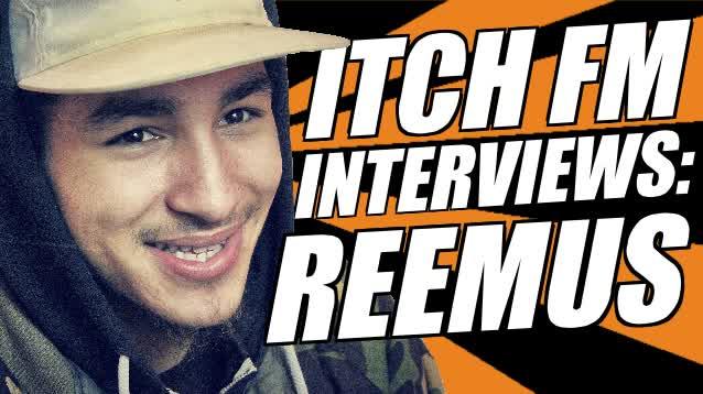 Remus – Itch FM Interview