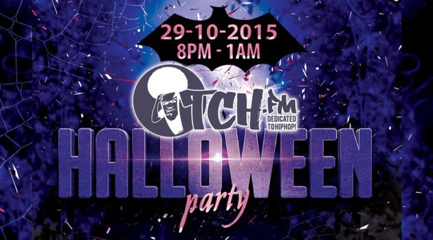 Itch FM's Halloween Party 2015