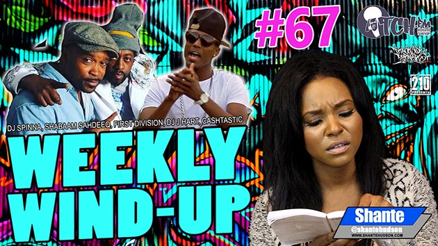 Weekly Wind-Up 67 – DJ Spinna, Shabaam Sahdeeq, First Division, DJ J Hart, Sean Price, Cashtastic & Kish Kash