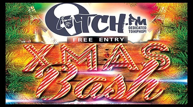 Itch FM's Xmas Bash – 23rd December at Shutterbug