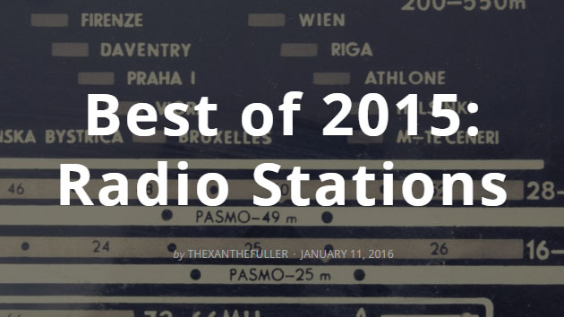 Itch FM take the #14 slot in Mixcloud's Best of Radio Stations 2015