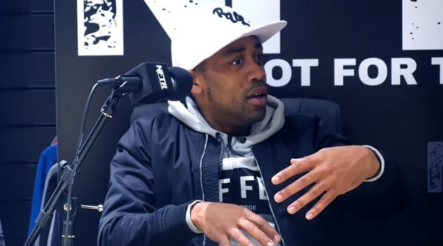 Wiley sits down with NFTR – Not For The Radio