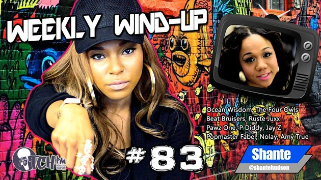 Weekly Wind-Up 83 hosted by Shante Hudson