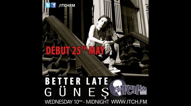 Debut Show: Better Late with Güneş Wednesday 10pm