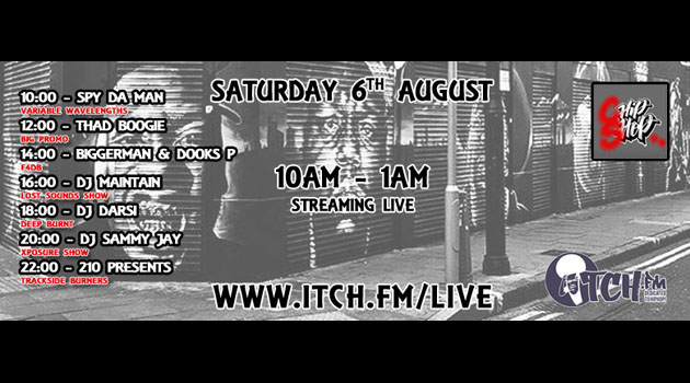 Itch FM Streaming Live at Chip Shop Brixton