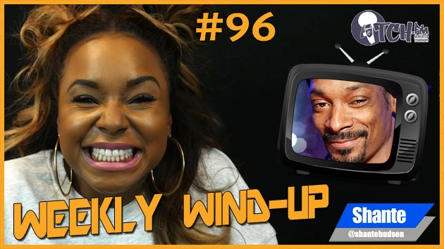 Weekly Wind-Up 96 hosted by Shante Hudson