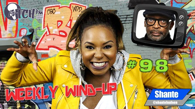 Weekly Wind-Up 98 hosted by Shante Hudson