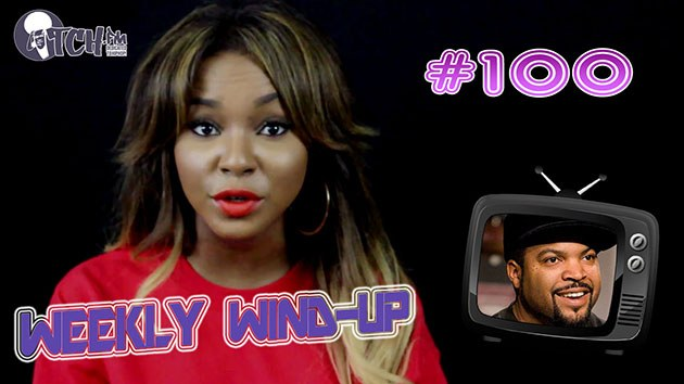 Weekly Wind-Up 100 hosted by Shante Hudson