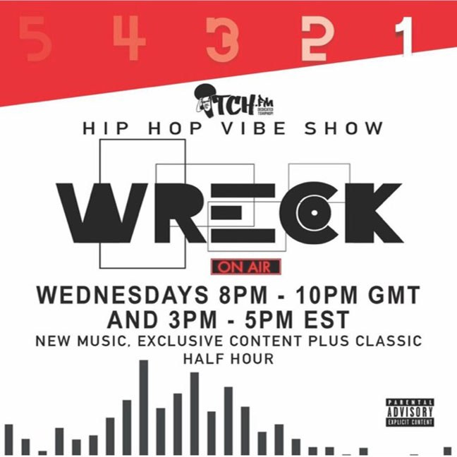 Hip Hop Vibe Show   Itch FM